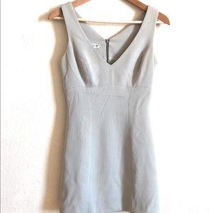 Bebe San francisco mini tank Dress Size 4